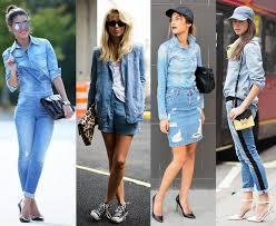 fotos jeans variadas