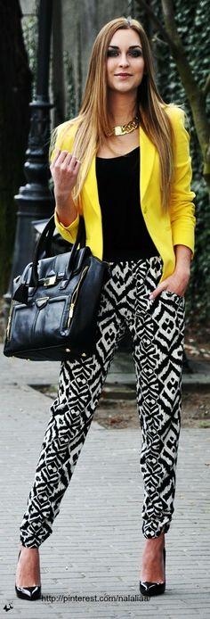 jaqueta amarela