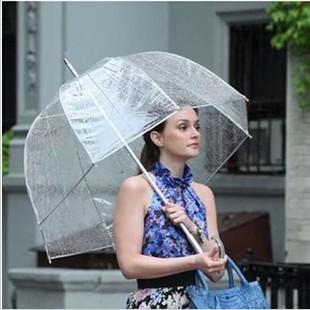 Princesa-guarda-chuva-Gossip-Girl-guarda-chuva-guarda-chuva-transparente-Apollo-frete-grátis