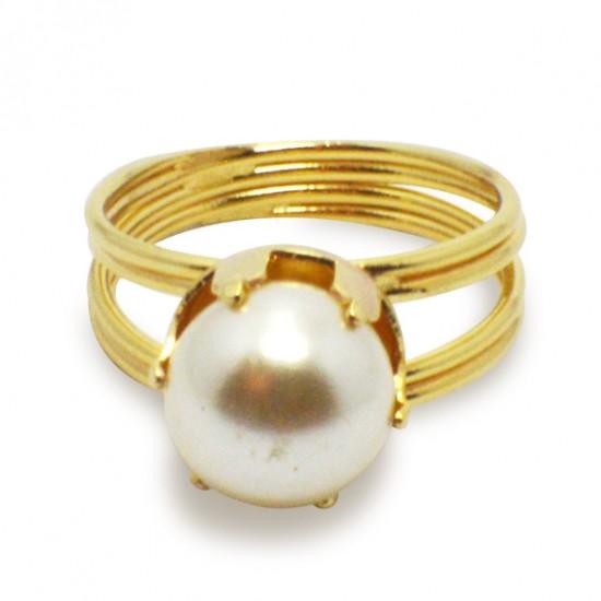 anel pérola