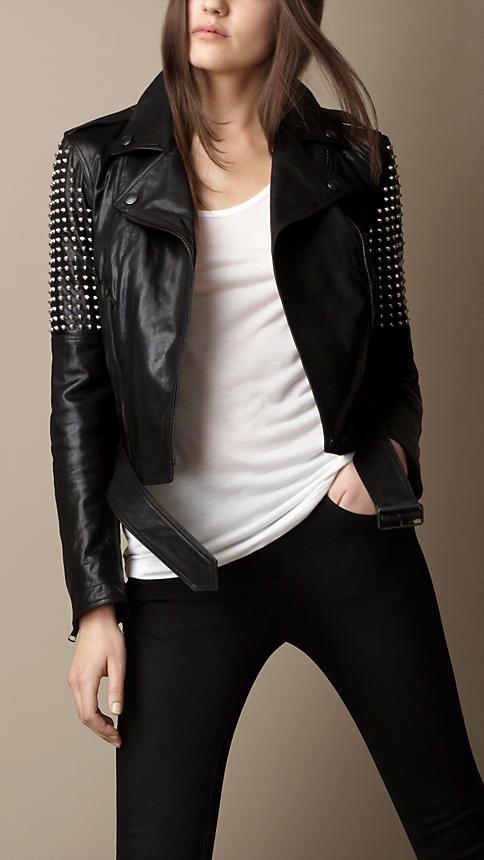 jaquet com tachinhas