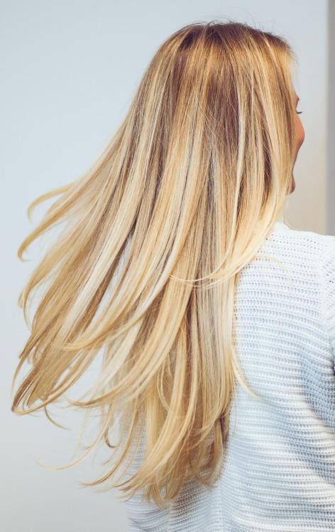 cabelos belos loiros