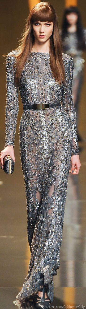 vestido festa prata